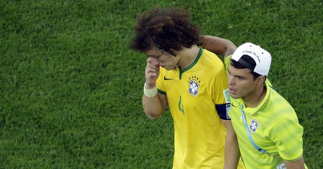 Brazilians struggling to explain loss to Germany