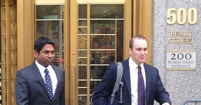 Jury in NY acquits ex-hedge fund founder's brother