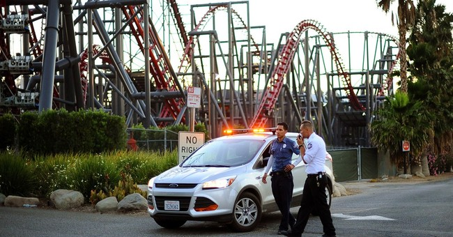 All riders now off disabled California coaster