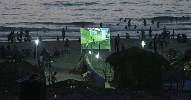 World Cup entangled with Mideast conflicts