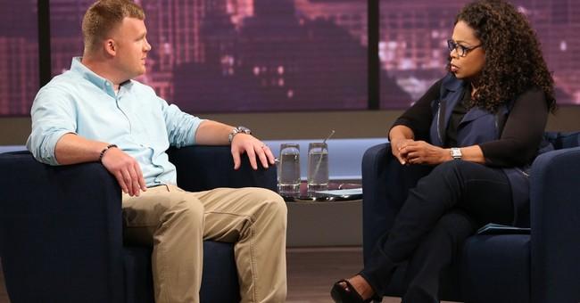 Jerry Sandusky's son tells story to Oprah Winfrey