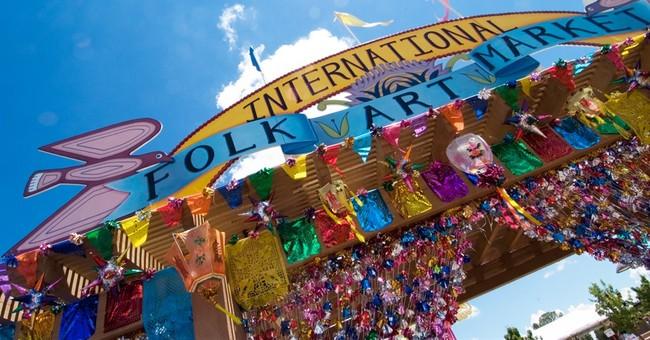 World's largest folk art market opens in Santa Fe