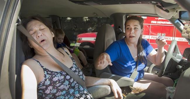 Man kills wife, self at Washington medical complex
