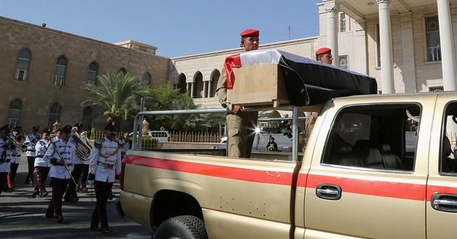 Iraqi parliament to meet early next week