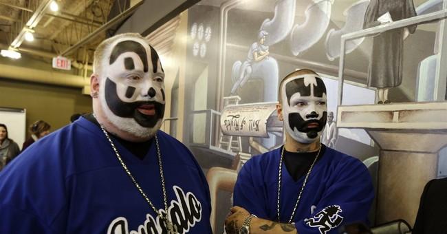 Music duo Insane Clown Posse loses gang lawsuit