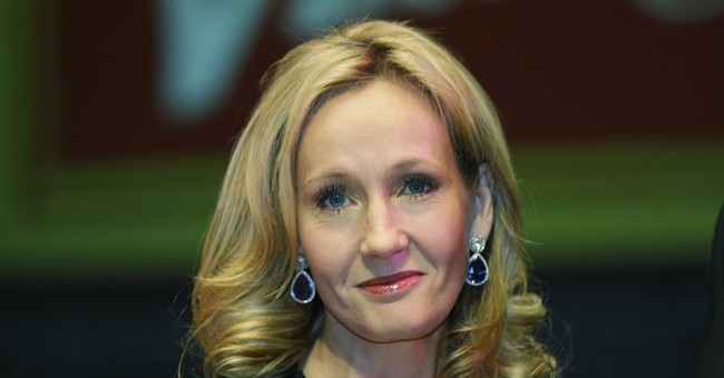 Harry Potter is back in new J.K. Rowling story