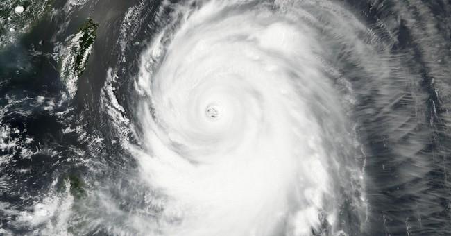 Typhoon heads toward Kyushu after slamming Okinawa