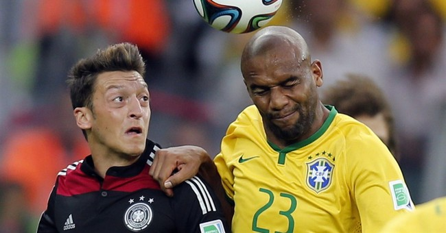 Germany routs Brazil 7-1, reaches World Cup final