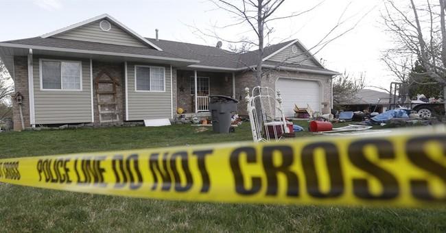APNewsBreak: Police give motive in dead baby case