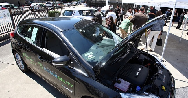 Bay Area governments make big electric-vehicle buy