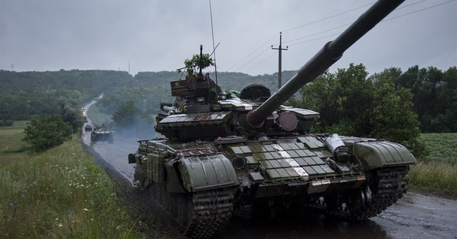 Ukraine takes aggressive stance toward separatists