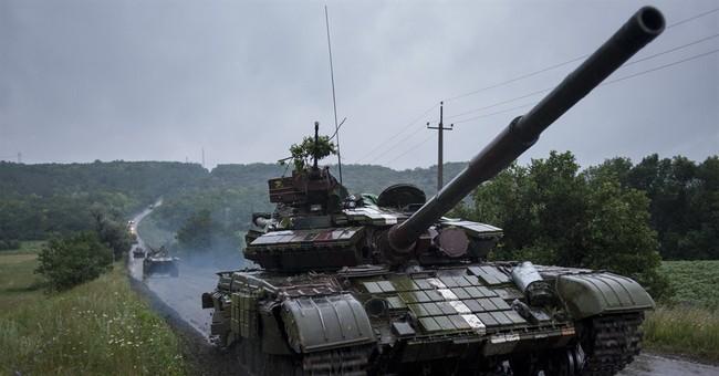 Ukraine takes aggressive stance toward separatists