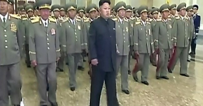 North Korean leader limps at televised event