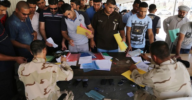 Iraqi leader accuses Kurds of hosting militants