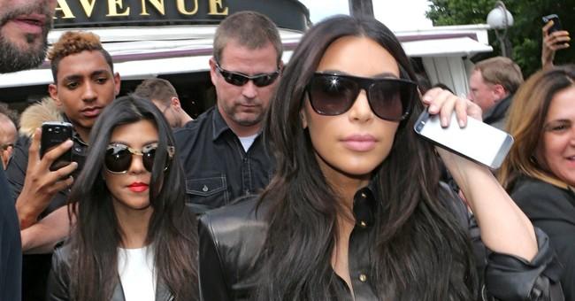 Kim Kardashian visits Jersey shore