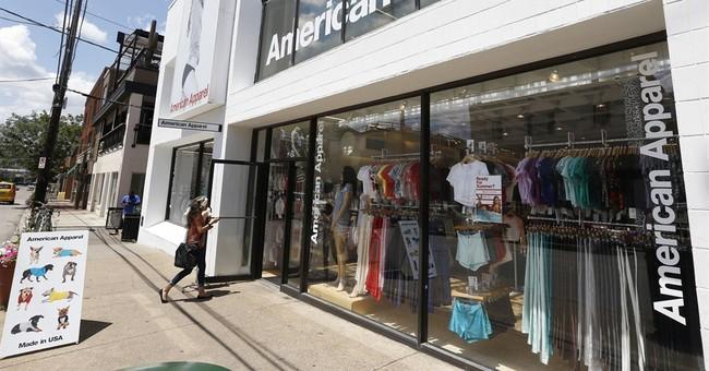 American Apparel receives financing