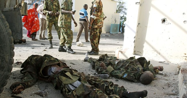 Somali leader fires police, intelligence chiefs