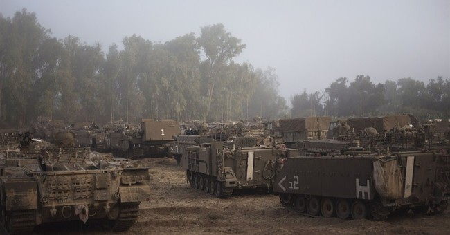 Israel steps up offensive as diplomacy kicks off