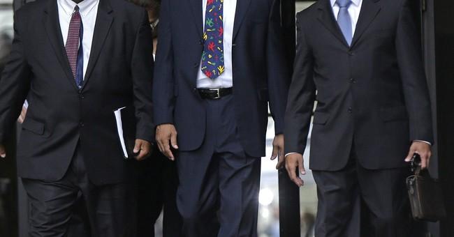 10-year sentence for ex-New Orleans Mayor Nagin