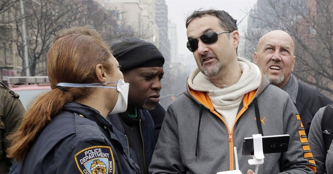 New York police see risks with drones' popularity