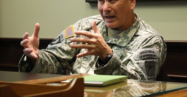 Top Army brass defend troubled intelligence system
