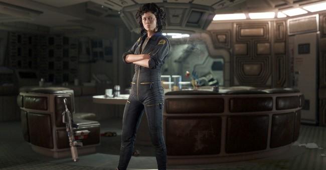 Sigourney Weaver reprises 'Alien' role in new game