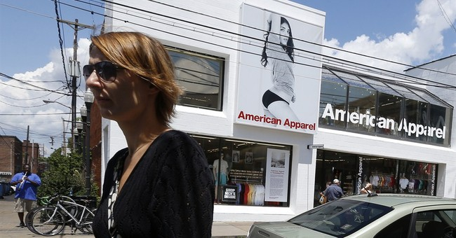 American Apparel receives financing