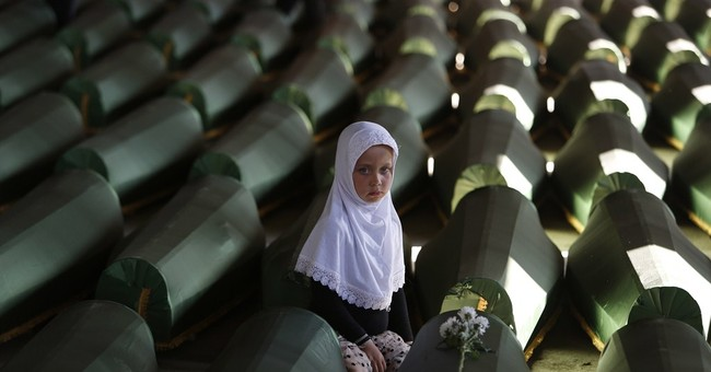 Bosnians to bury 175 Srebrenica victims