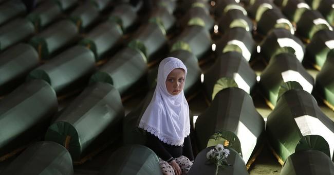 Bosnians to bury 175 Srebrenica victims