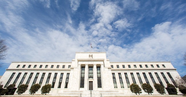 Fed sees October end for monthly bond buying