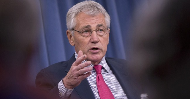 Hagel says nuclear operation has drifted