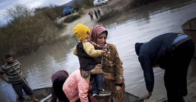 UN: Europe holds 4 percent of Syrian refugees