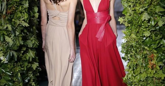 'Calm' Kardashian joins Emma Watson at Valentino