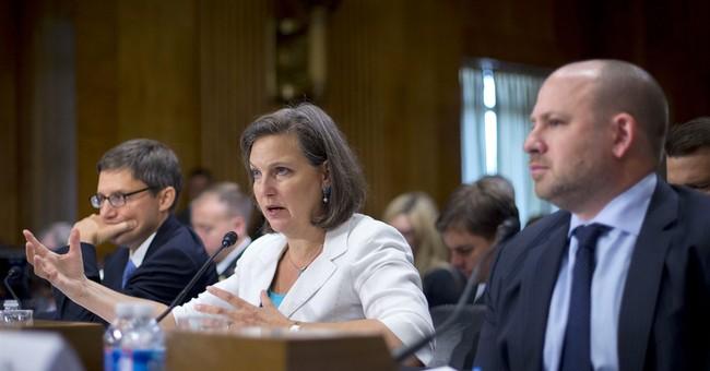 Senators press for more sanctions on Russia