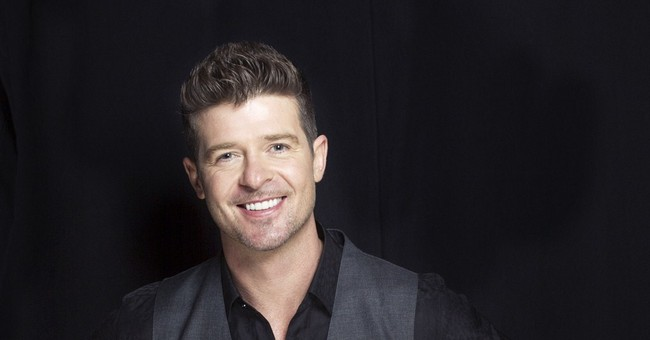 Get them back: Where are Robin Thicke's fans?
