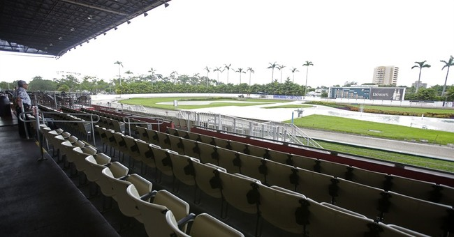 Dog tracks cornered by wagering woes, racing foes