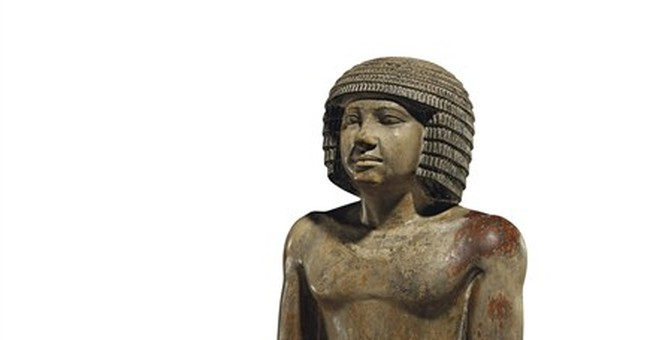 Egypt challenges sale of valuable ancient statue