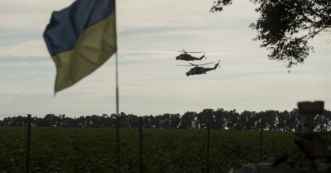Ukrainian charged with Russian journalists' deaths