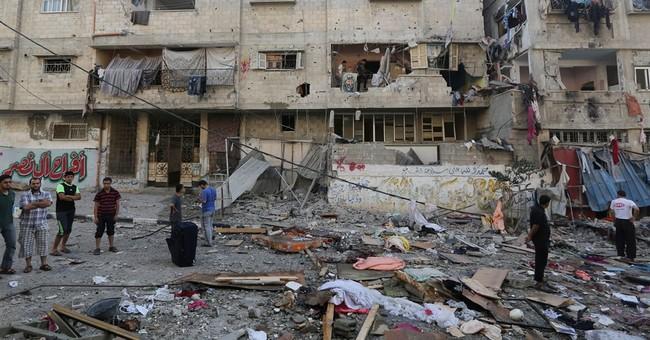 Gaza dead tops 85 as Israel presses its offensive
