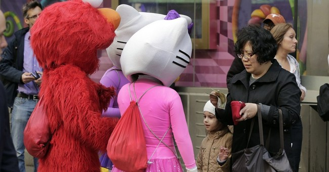 Proposed bill to regulate NYC costumed characters