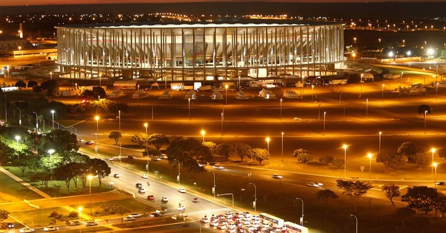 Brazil's new stadiums seek post-World Cup events