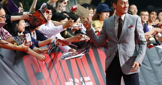 Hollywood 'Godzilla' finally stomps home to Japan