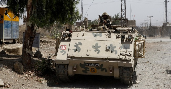 A rare look inside Pakistan's militant haven