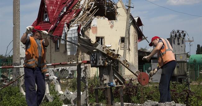 Rifts appear among Ukraine's pro-Russian rebels