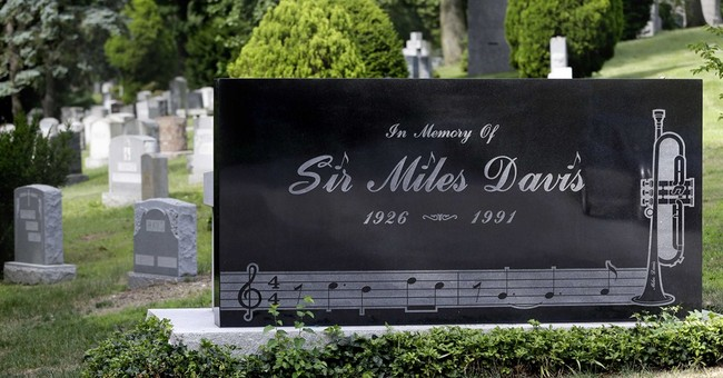 Jazz fans seek ways to spend eternity with greats