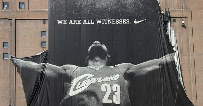 Joy fills streets of Cleveland as LeBron returns