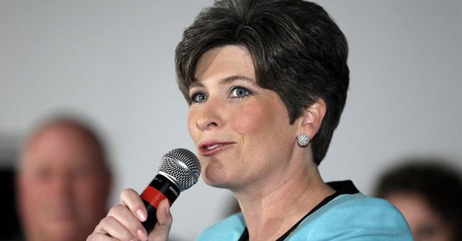 GOP's Ernst of Iowa to give party's radio address