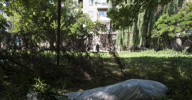 Ukraine death toll climbs, but information scant