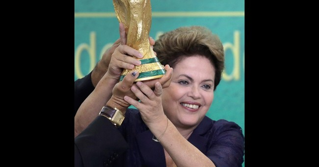 Rousseff: Brazil proved World Cup doubters wrong
