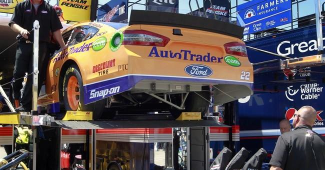NASCAR president Helton: No animosity toward RTA